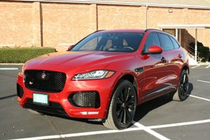 View 2018 Jaguar F-PACE