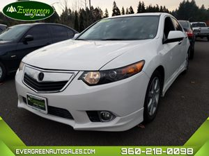 View 2014 Acura TSX