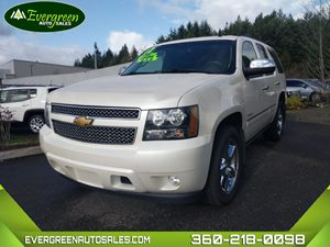 View 2012 Chevrolet Tahoe