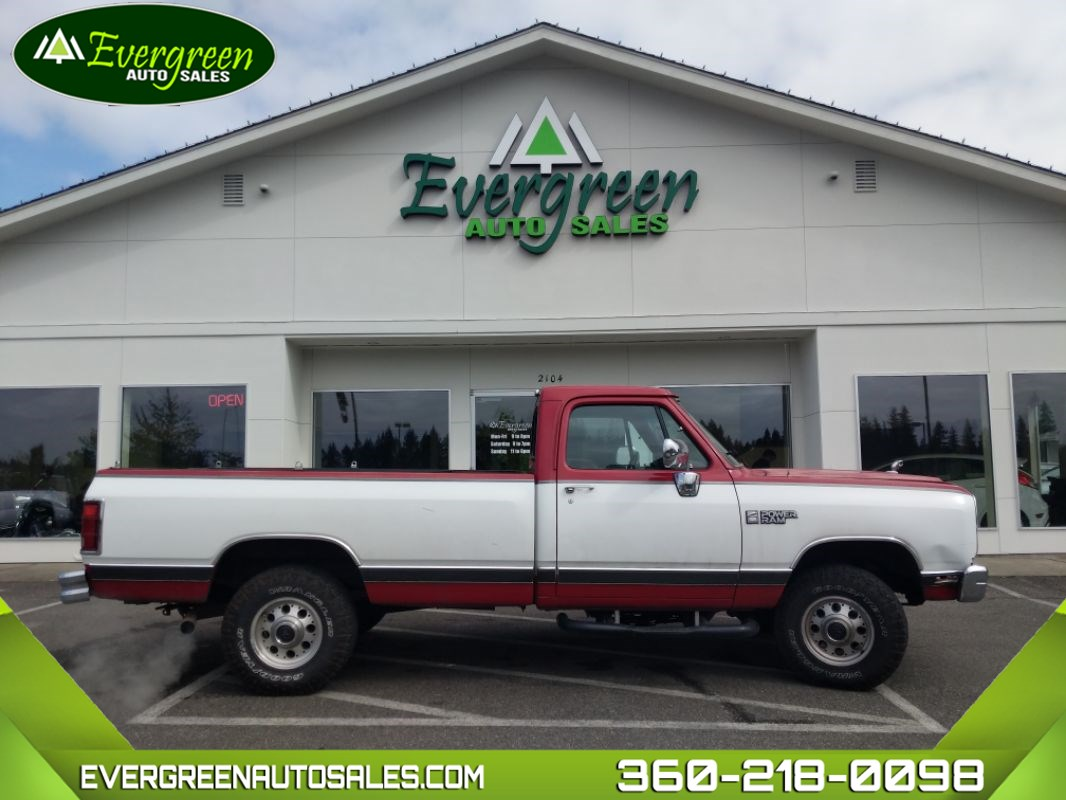 1990 dodge d150 automatic transmission