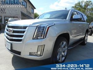 View 2018 Cadillac Escalade