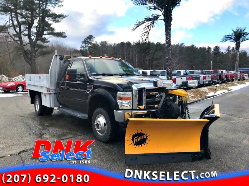 2009 Ford F-350 SD XLT SuperCab Long Bed DRW 4WD