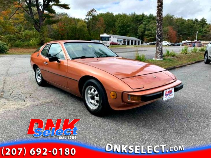 1977 Porsche 924 2 Door Coupe