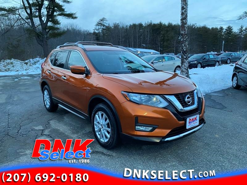 2017 Nissan Rogue SV AWD Crossover