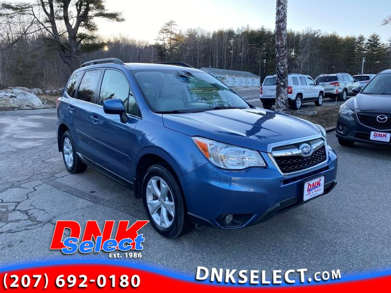 2016 Subaru Forester 2.5i Limited AWD Crossover