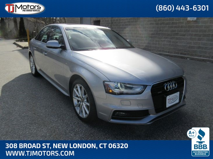 Used Audi A For Sale East Hartford CT Page CarGurus - Audi new london