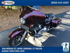 View 2014 Harley-Davidson Street Glide Special
