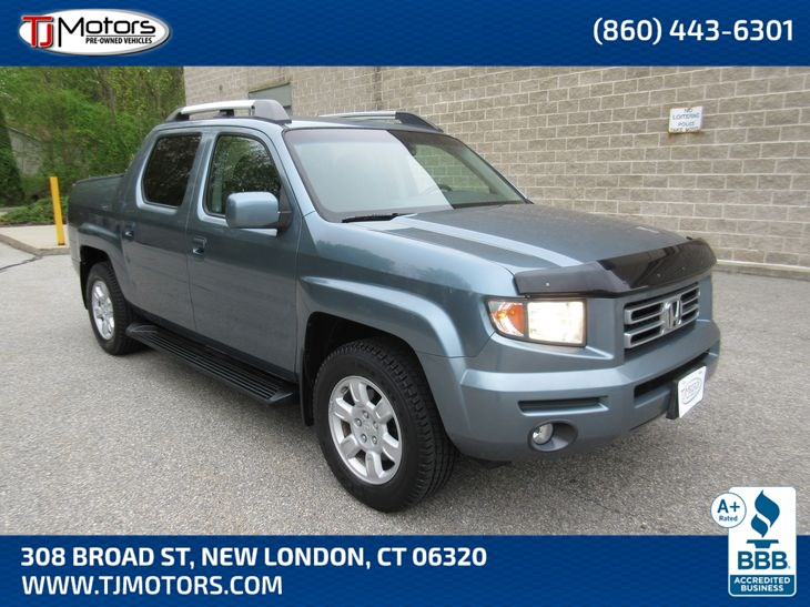 sold 2006 honda ridgeline rtl awd in new london rh tjmotors com