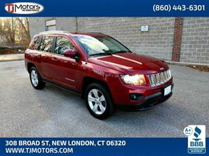 View 2017 Jeep Compass