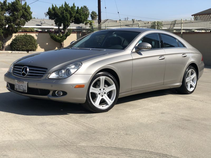 2006 Mercedes-Benz CLS500 Coupe