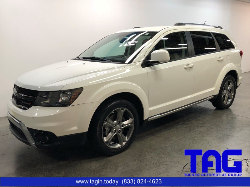 Used 2017 Dodge Journey Crossroad Plus In Westfield
