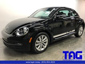 View 2014 Volkswagen Beetle Coupe