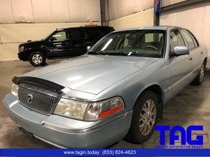View 2004 Mercury Grand Marquis