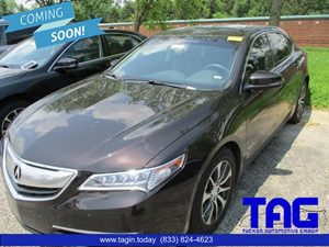 View 2016 Acura TLX