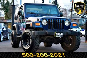 View 2003 Jeep Wrangler