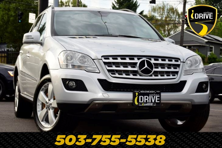 2011 Mercedes-Benz ML 350 SUV