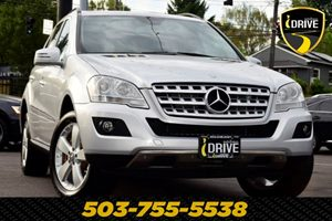 View 2011 Mercedes-Benz ML 350