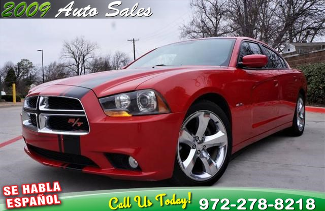 2013 Dodge Charger RT