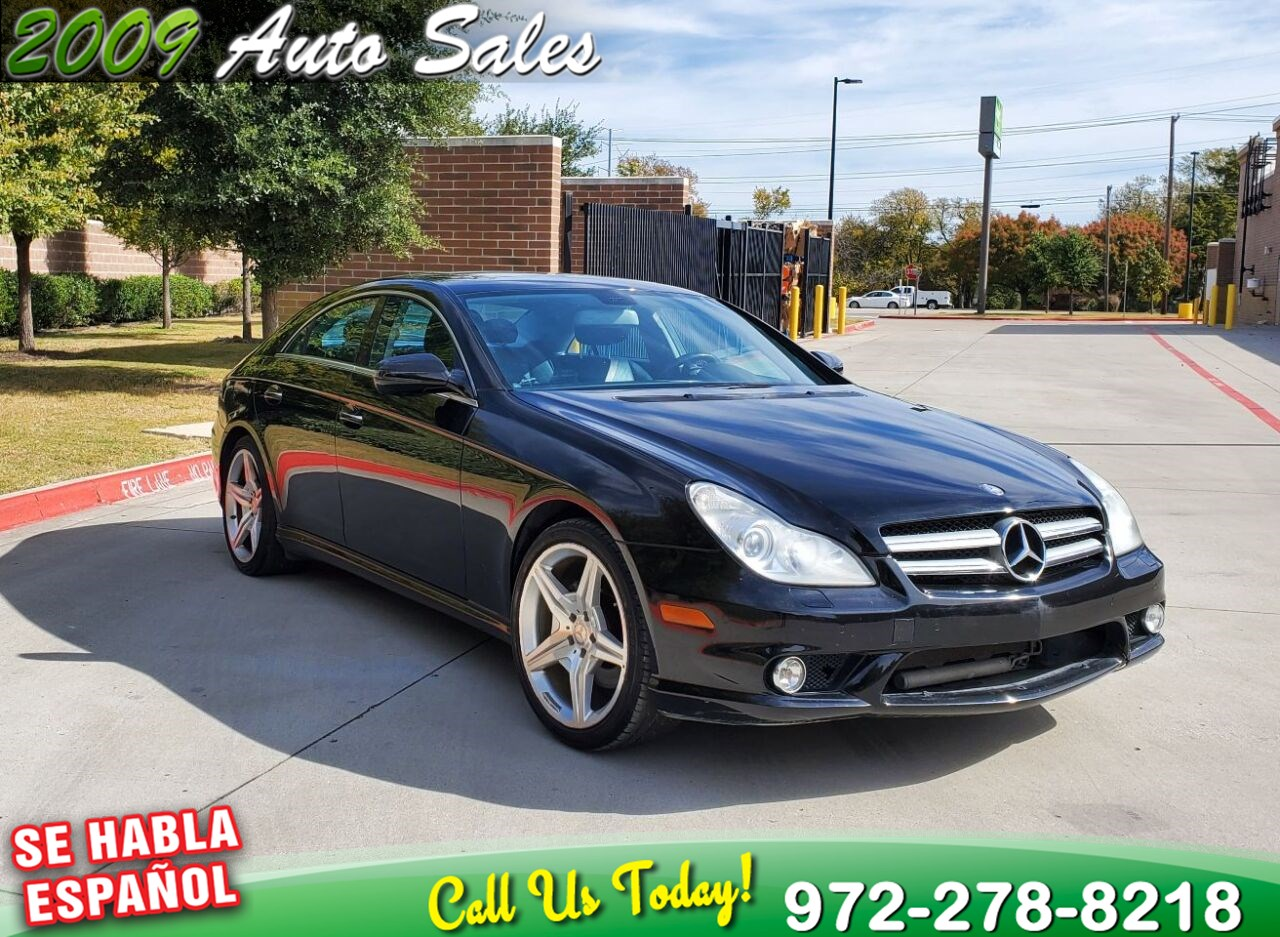 2011 Mercedes-Benz CLS 550 Coupe