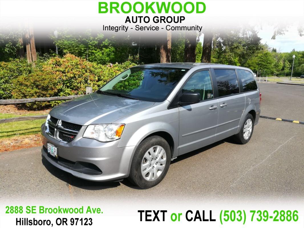 Sold 2014 Dodge Grand Caravan Se In Hillsboro Featured