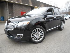 View 2011 Lincoln MKX