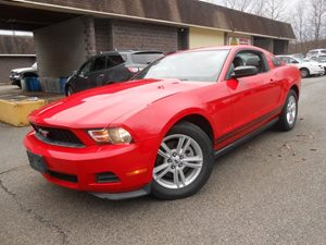 View 2012 Ford Mustang