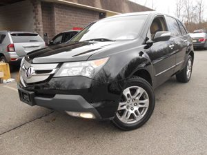 View 2009 Acura MDX