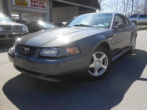 View 2004 Ford Mustang