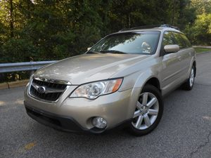 View 2008 Subaru Outback (Natl)