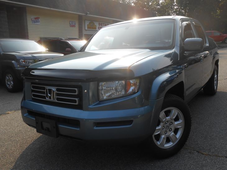 2007 Honda Ridgeline RTL w/Leather