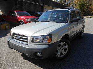 View 2005 Subaru Forester (Natl)