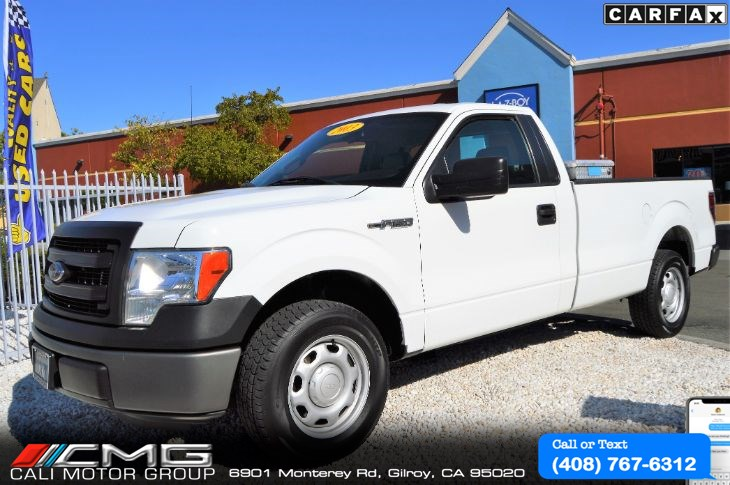 2013 Ford F-150 XL *LONG BED *W/ TOOL BOX