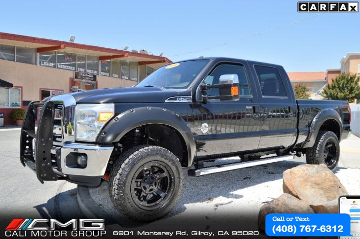2011 Ford Super Duty F-250 Lariat *LIFTED *DIESEL *4X4