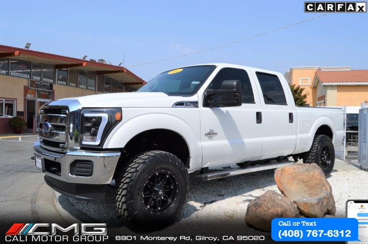 2014 Ford Super Duty F-250 XLT *LIFTED *OFF ROAD PKG *DIESEL *4X4