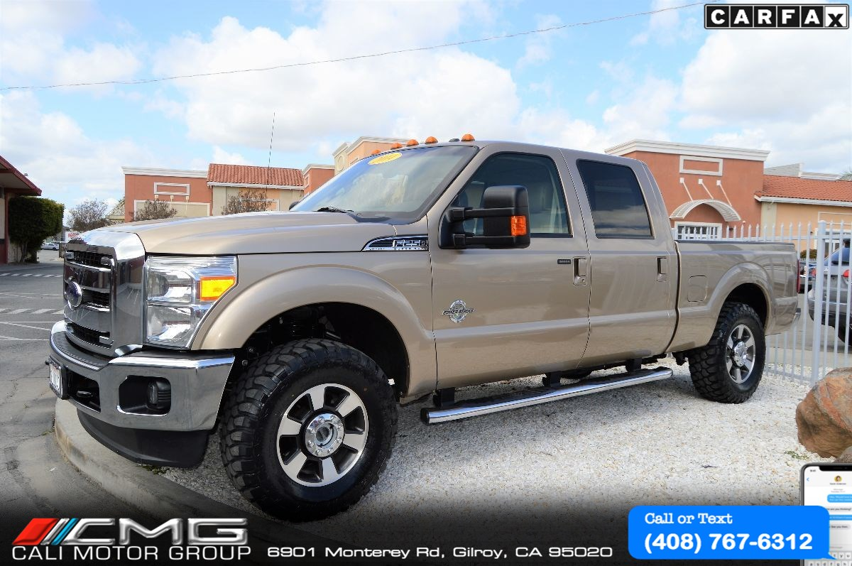 2014 Ford Super Duty F-250 LARIAT ULTIMATE PKG *DIESEL *4X4