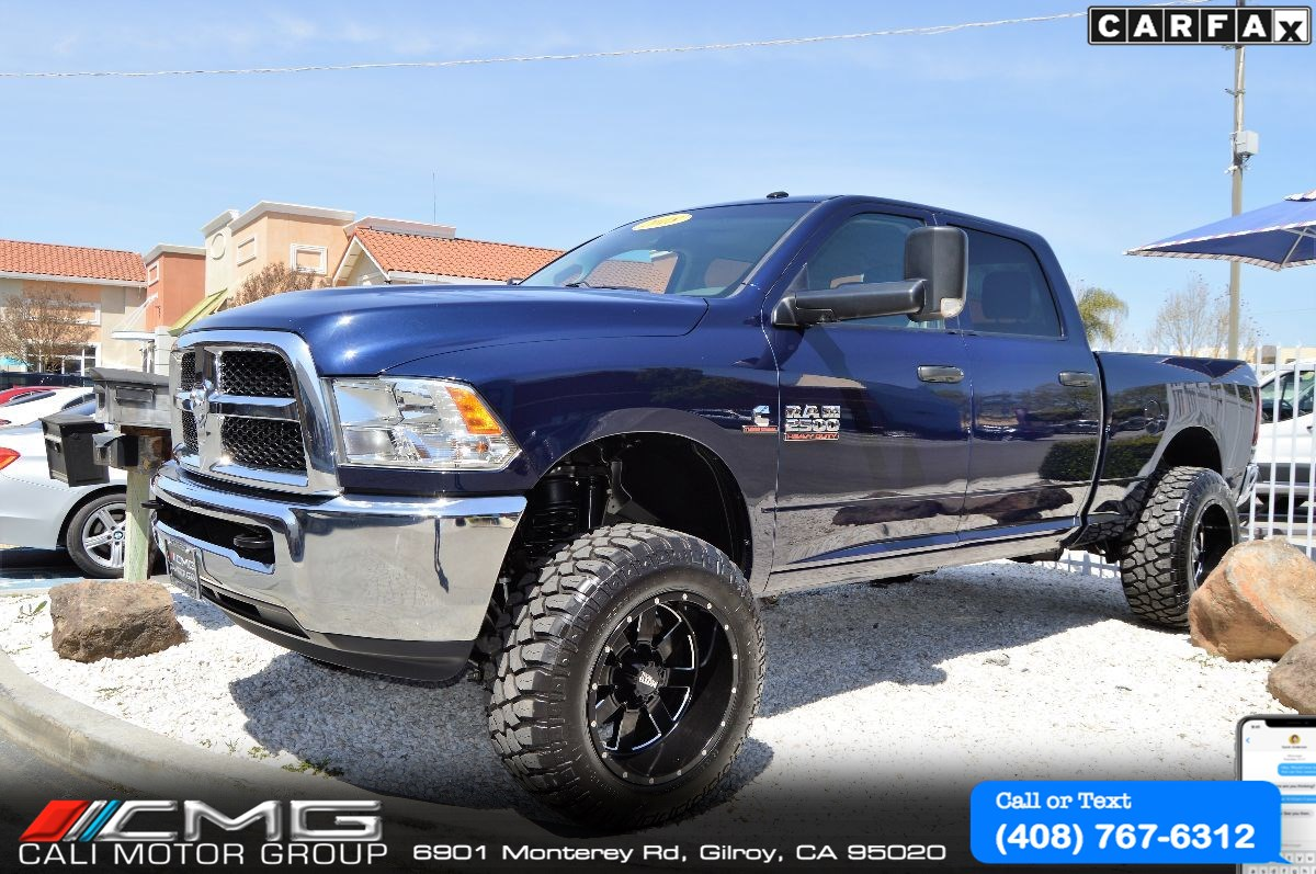 2018 Ram 2500 Tradesman *LIFTED OFF-ROAD *DIESEL *4X4
