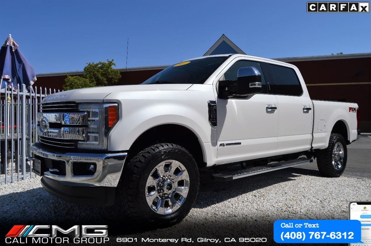 2017 Ford Super Duty F-250 LARIAT ULTIMATE PKG *FX4 OFF-RD *DIESEL *4X4