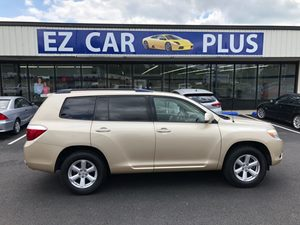 View 2008 Toyota Highlander