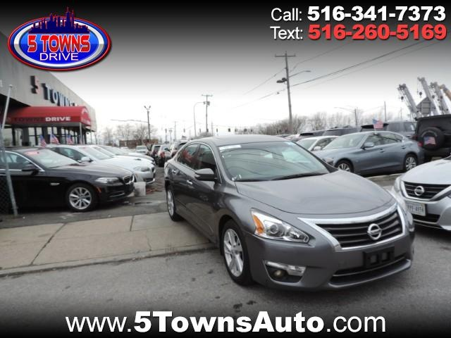 Sold 2015 Nissan Altima 2.5 SV in Inwood
