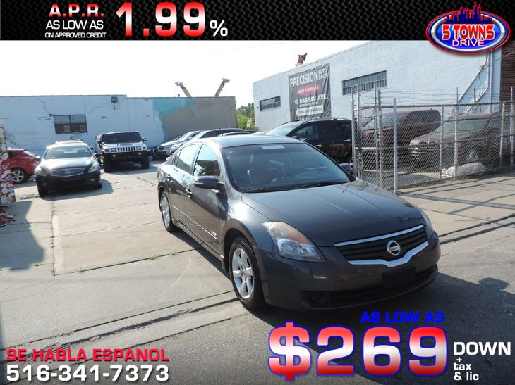 Sold 2008 Nissan Altima In Inwood