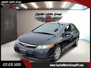 View 2007 Honda Civic Sdn