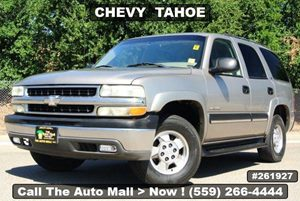 View 2002 Chevrolet Tahoe