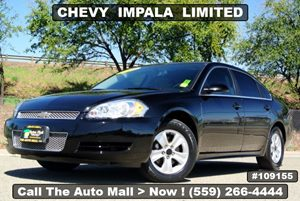 View 2015 Chevrolet Impala Limited