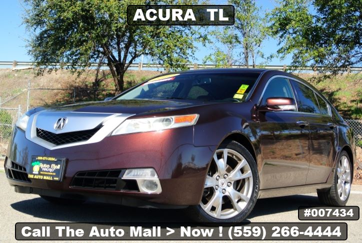 Sold 2010 Acura TL Tech Auto in Fresno Acura Web on
