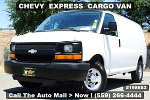 View 2014 Chevrolet Express Cargo Van