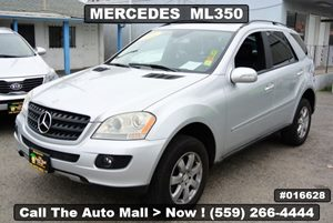 View 2006 Mercedes-Benz ML350