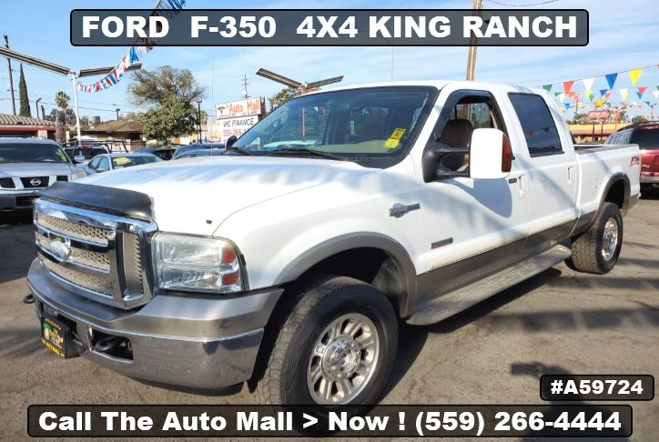 2005 Ford Super Duty F-350 SRW King Ranch