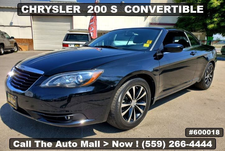 2011 Chrysler 200 S