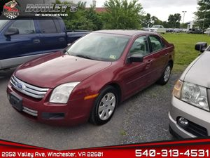 View 2007 Ford Fusion