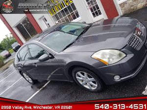 View 2004 Nissan Maxima
